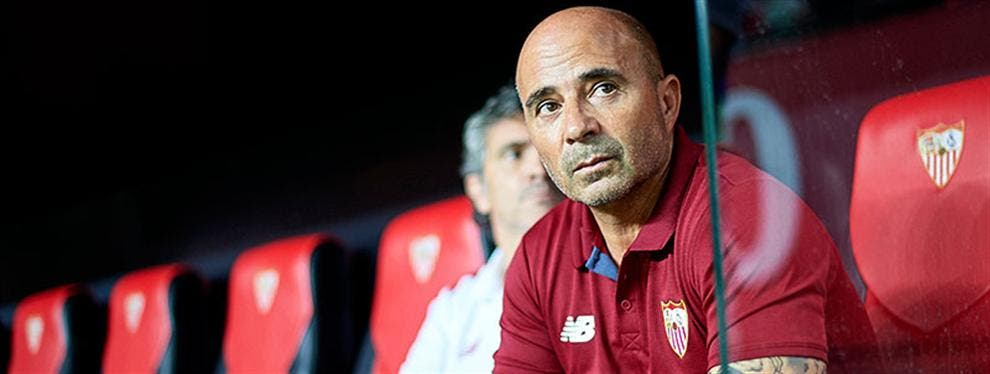Los cuatro (nuevos) fichajes que maneja el Sevilla para contentar a Sampaoli