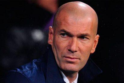 Los dos 'muertos' en el saco de Zidane tras el Madrid-Nápoles (recibió órdenes)