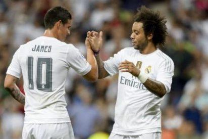 Los jugadores que presionan a Zidane para que juegue James