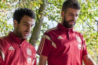 Los planes de futuro que hacen juntos Piqué y Cesc Fàbregas lejos del Barça