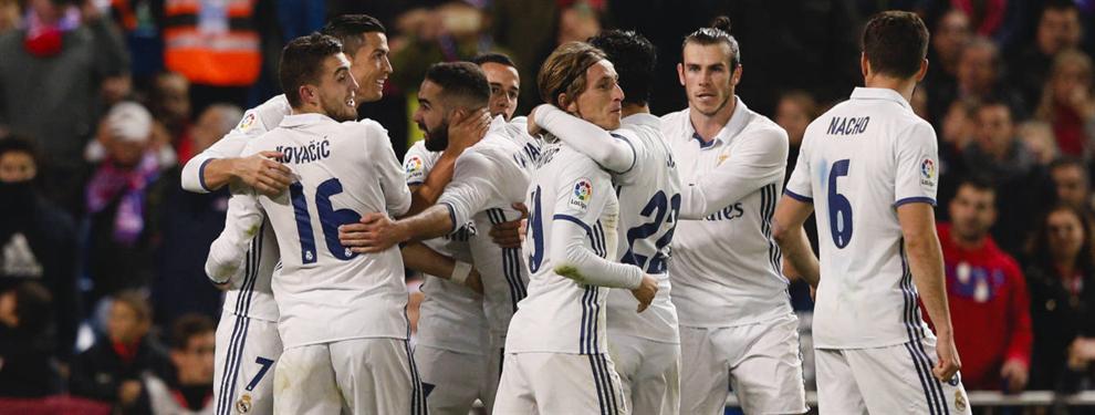 Los sentenciados en el Real Madrid tienen nombre y apellidos (¡y hay sorpresas!)