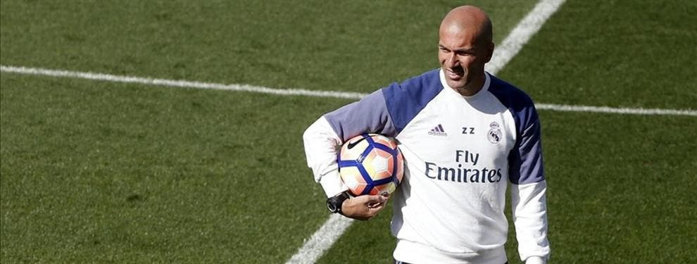 Los tres jugadores en la lista negra de Zidane para la temporada que viene