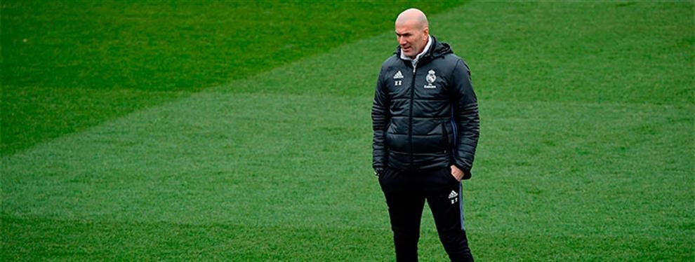 Los tres jugadores que 'perturban' a Zidane (más presionado que nunca)