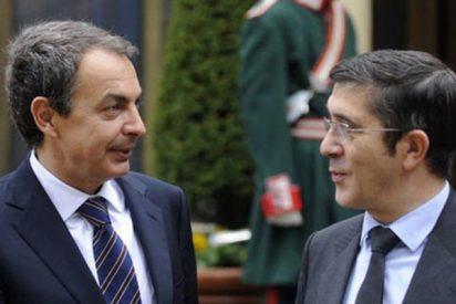 """Zapatero: """"Mira cómo dejó Patxi López el PSE..."""""""