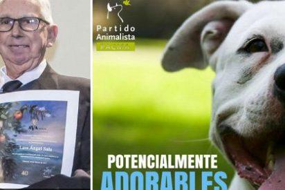 """Para los radicales de PACMA, la jauría de perros peligrosos que mató a un hombre es """"adorable"""""""