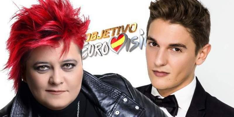 """Maika sacude un palo a Xavi Martínez por el tongo en 'Objetivo Eurovisión': """"No me vendas la moto"""""""