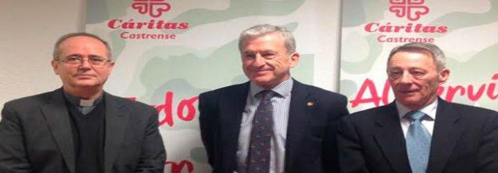 El teniente general Manuel Bretón será el nuevo presidente de Cáritas española