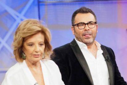 """María Teresa Campos y Jorge Javier Vázquez entierran Eurovisión: """"Es decadente, los fans son talibanes"""""""