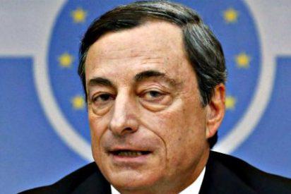 """Mario Draghi defiende la continuidad de sus políticas a pesar de que los riesgos de deflación """"han desaparecido"""""""
