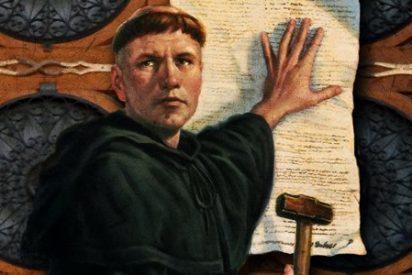 "Lutero, ""ora pro nobis"""