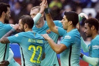 ¡Más madera! La lesión de Aleix indigna (aún más) al Barça