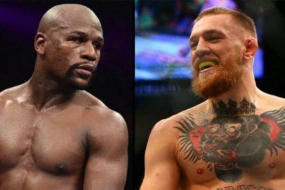 McGregor y Mayweather llegan a un acuerdo para celebrar la pelea del siglo