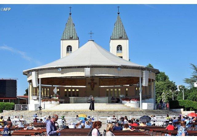 El Papa nombra un enviado especial al santuario de Medjugorje
