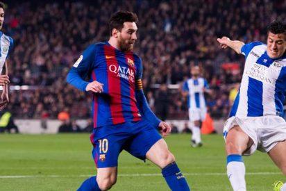 Messi estalla tras el susto del Leganés: quiere a cuatro del Barça fuera