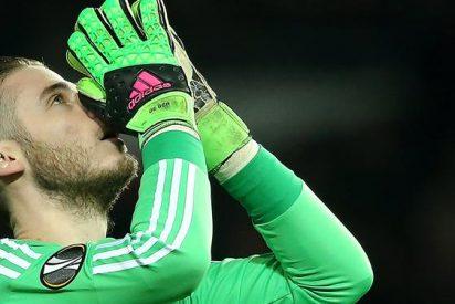 ¡Mete presión! De Gea descuelga el teléfono para jugar en el Real Madrid