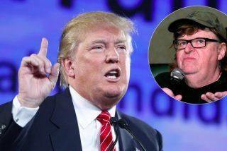 Los 10 consejos de Michael Moore para deshacerse de Donald Trump
