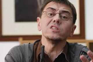 Iglesias suelta al 'doberman' Monedero para despedazar a Errejón