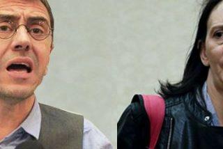 """El siniestro lacayo de Iglesias, desatado también contra Bescansa: """"Los portazos no se dan ahora"""""""