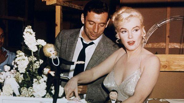 Las insólitas fotografías del embarazo secreto de Marilyn Monroe