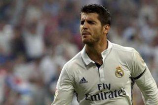 Morata se sincera con los suyos sobre el trato de Zidane y su duelo con Benzema