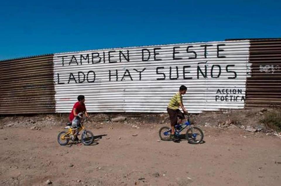 Los jesuitas de Centroamérica alzan su voz contra el muro fronterizo de Trump