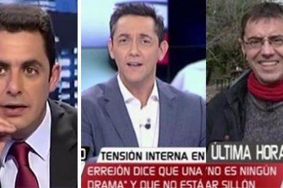 Naranjo vapulea a Monedero y a los que babean en sus entrevistas