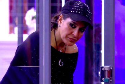 GH VIP: La feroz Aída Nízar lleva ya una semana como sargento en la casa de Guadalix de Telecinco
