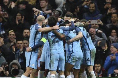Noche mágica en Manchester: City 5-3 Mónaco