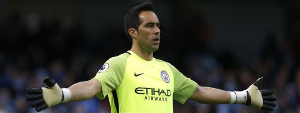 Noticia bomba: Claudio Bravo ya tiene nuevo equipo