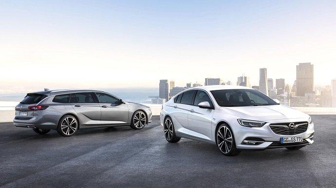 El nuevo Opel Insignia debutará en el Salón de Ginebra