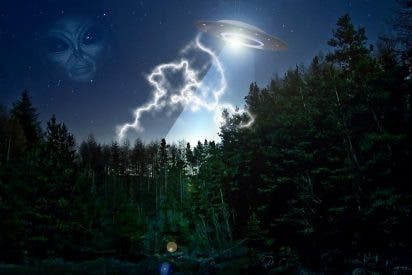 Un fenómeno natural podría explicar la mitad de los avistamientos OVNI de todo el mundo