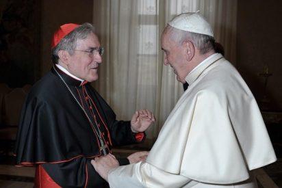Sistach presenta al Papa el programa del Congreso de las Grandes Ciudades