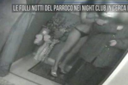 Pillan a un sacerdote italiano visitando prostíbulos
