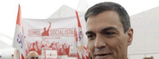 """Los jóvenes socialistas despedazan a Sánchez con un genial mote: """"Pedremos"""""""