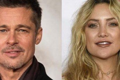Kate Hudson, ¿la nueva conquista de Brad Pitt?