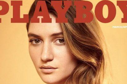 Las mujeres desnudas vuelven a las portadas de Playboy
