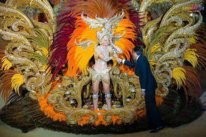"""El Carnaval de Tenerife ya tiene Reina; la fantasía denominada """"Madame Soleil"""""""