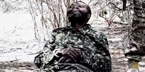 El soldado ugandés con cara de santo ejecutado por la diabólica milicia islamista Al Shabab