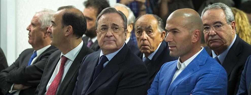 ¡Portazo al Real Madrid! El galáctico que no quiere saber nada de Zidane