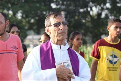 Fallece en Brasil el misionero de la OCSHA Práxedes Santos García