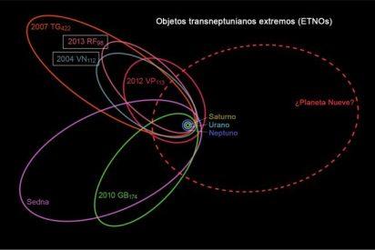 Descubren un posible nuevo planeta más allá de Plutón
