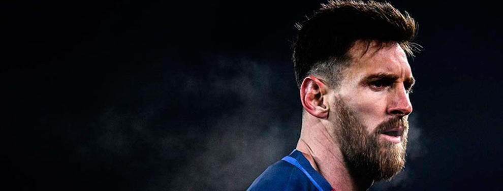 ¡Proponen a Florentino Pérez fichar a Messi! (el mayor bombazo de la historia)
