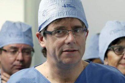 La sanidad pública colapsa en Cataluña tras asumir la Generalitat la demagogia de la CUP