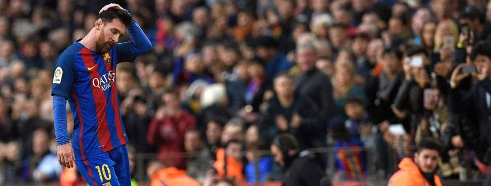 Rajada descomunal contra uno de los amigos de Leo Messi