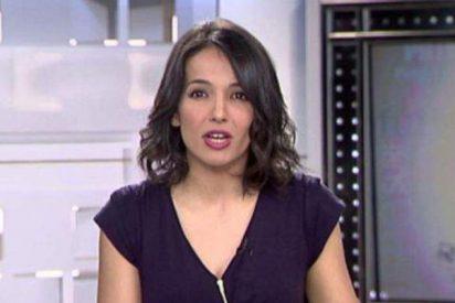 """Rebeca Haro, presentadora de Telecinco: """"El cue ha petao"""""""