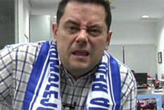 A Tomás Roncero le pintan la cara en Twitter por hablar mal antes de tiempo de Guardiola