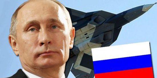 ¡Alerta! Vladimir Putin ordena a su Fuerza Aérea que esté lista para la guerra