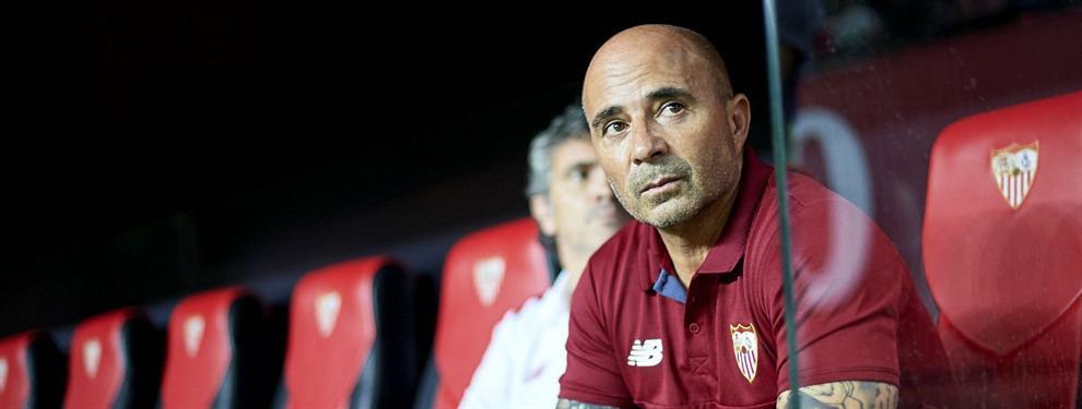 Sampaoli querría llevarse dos jugadores del Sevilla al Barça