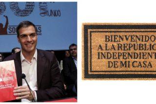"""Ignacio Ruiz-Quintano se troncha de Pedro Sánchez: """"Tiene de la república la idea del felpudo de Ikea"""""""