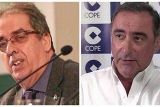 Carlos Herrera y Santiago González vapulean al 'macho alfalfa' de Podemos